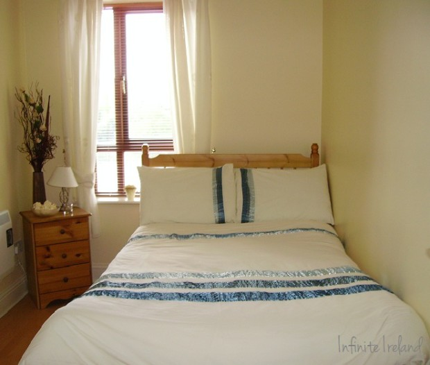 Self-catering bedroom
