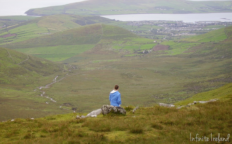 Connor Pass, Dingle Peninsula, Co. Kerry
