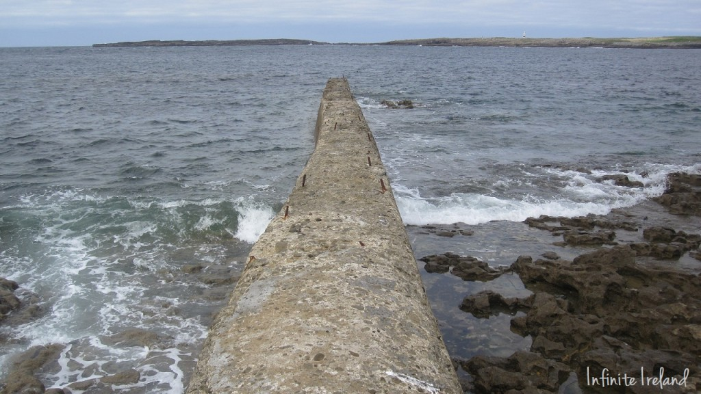 Inishmore West End Pier