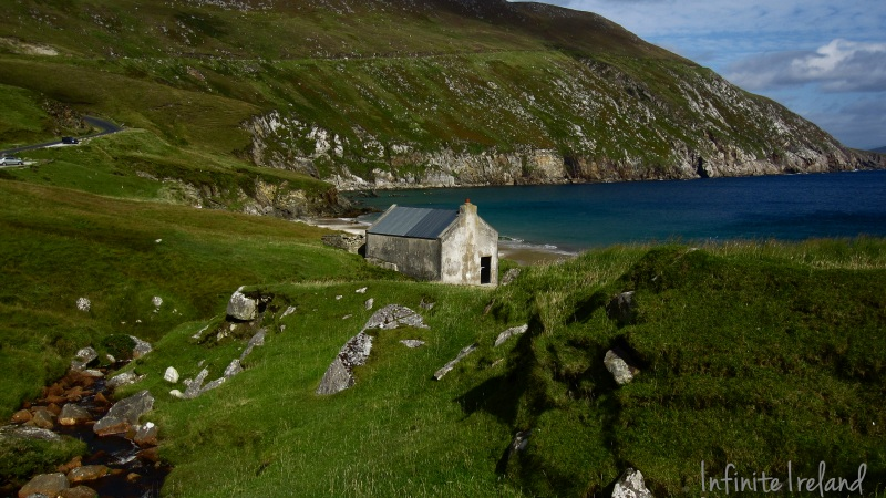 Keem Bay, Achill Island Co. Mayo