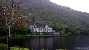 Kylemore Abbey. Co. Galway