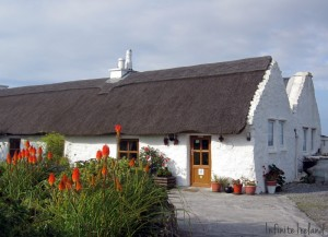 Man of Aran Cottage Inishmore, Co. Galway