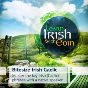 Learn Irish with Eoin Album Cover