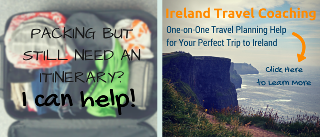 Ireland Travel Coaching Help