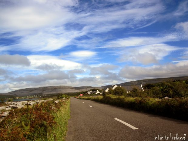 County Clare Road and Houses