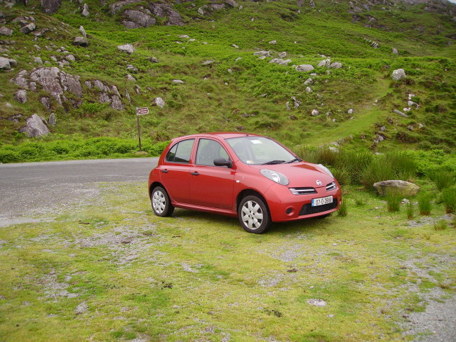 A Comprehensive Guide To Renting A Car In Ireland Infinite Ireland