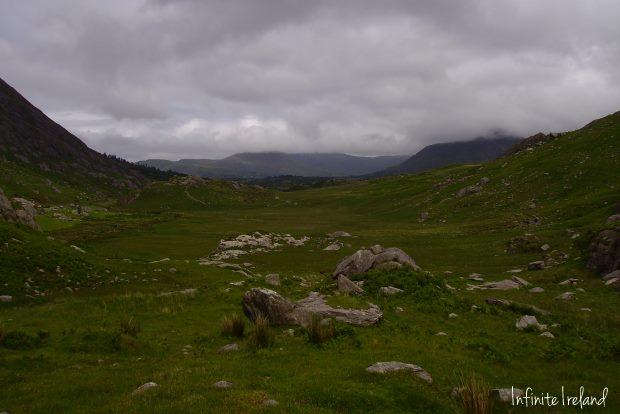 Abandoned Village Hike Southwest Ireland