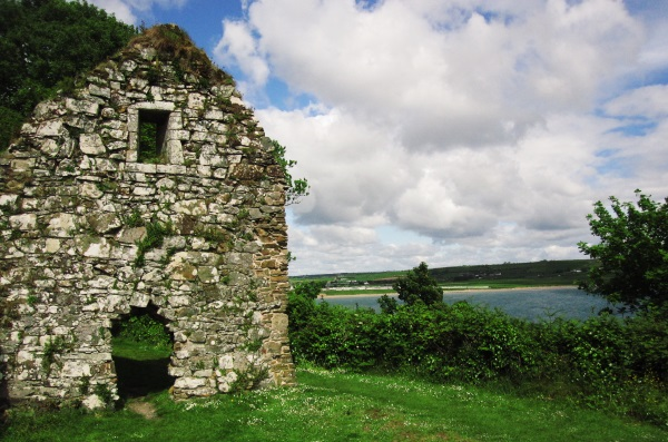 Ardmore Cliff Walk Ruin Co. Waterford