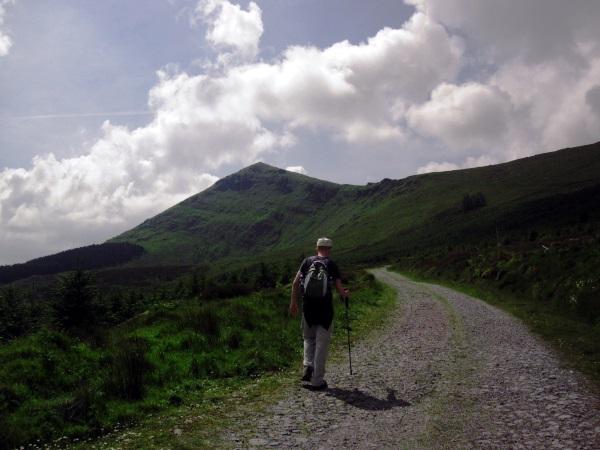Knockanaffrin Hiking Trail
