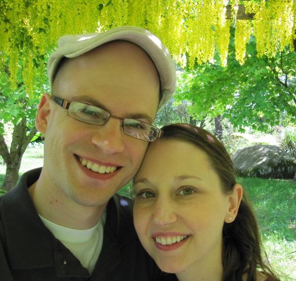 Joe and Stephanie Chastain Garden