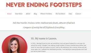 Never Ending Foosteps