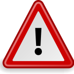attention-sign