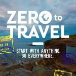 Zero to Travel Logo