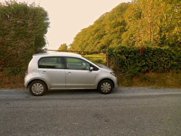 Compact Automatic Car Ireland Sliver