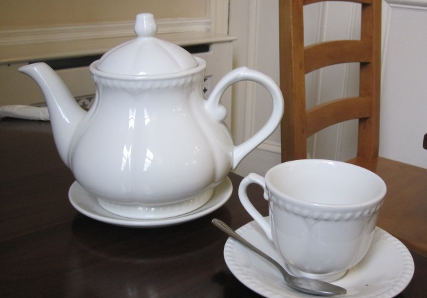 Tea Cup and tea  pot