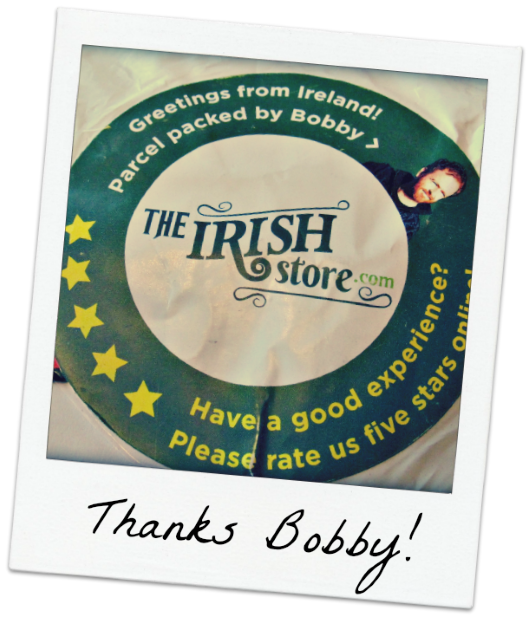 The Irish Store Packaging