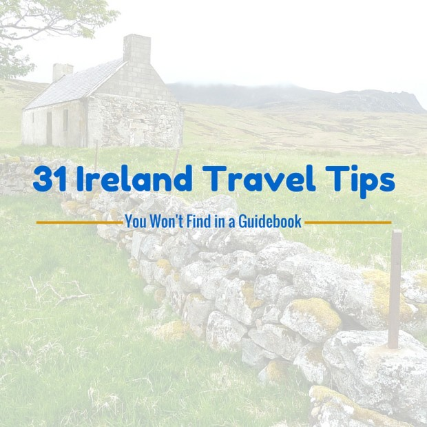 travel advice ireland