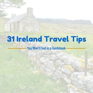 Ireland Travel Tips