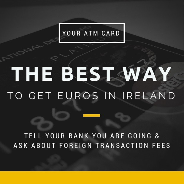 ATM Cards for Ireland