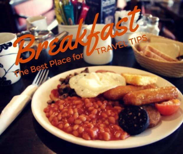 An Irish Breakfast