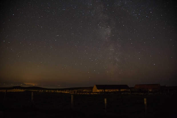 Muckross Head Night Sky
