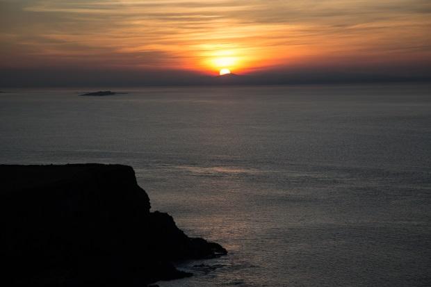 Sunset Donegal, Ireland