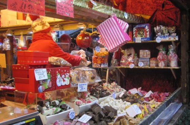 Belfast Christmas Market NI