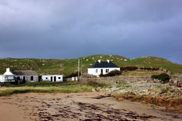 Rosguill Peninsula, County Donegal Ireland