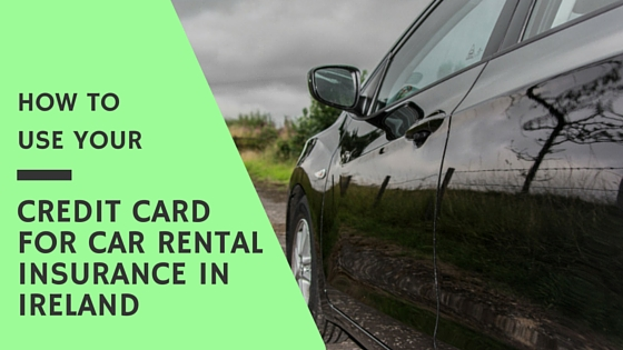 How To Use Your Car Rental Insurance