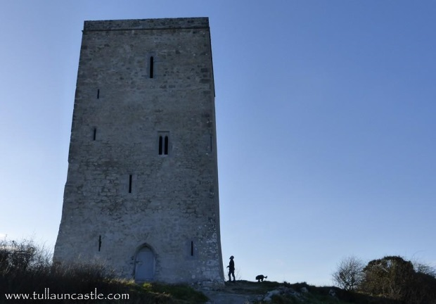 Tullaun Castle North Tipperary Ireland