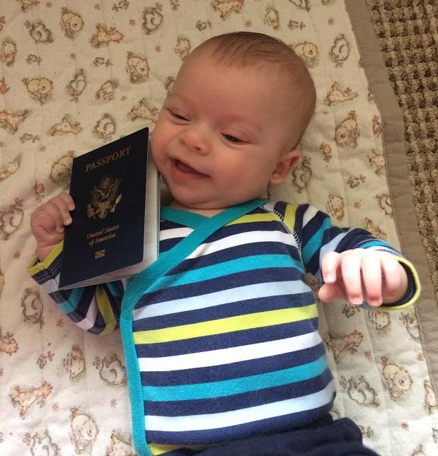 Alexander passport