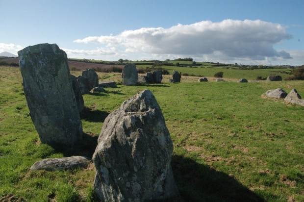 Ballynoe Stone Circle, Co. Down