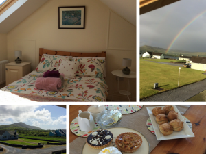 Travel to Ireland with a Baby Family AirBnB in Dingle Ireland