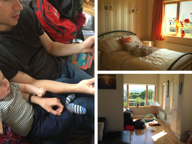 AirBnB with Baby in Dingle Irelan