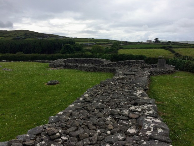 Reask Monastic Site Dingle Peninsula