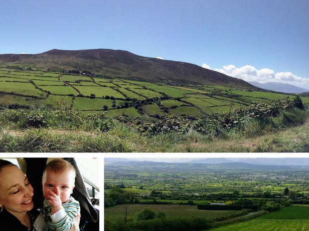 Ireland and Baby