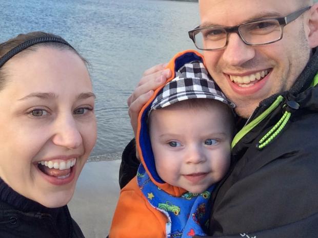 Chastain Family on Wine Strand Dingle Peninsula