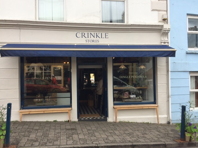 Crinkle Store, Dingle Co. Kerry