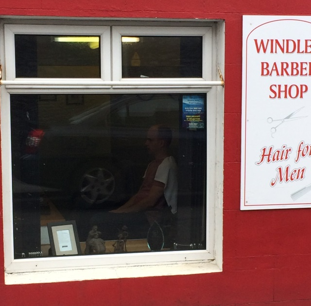 Barbershop in Dingle, Co. Kerry