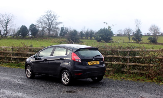 Rental Car in Ireland