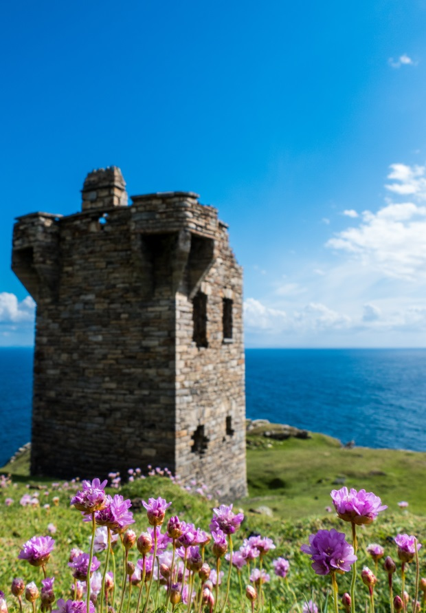 Slieve League Signal Tower Three week Ireland Itinerary
