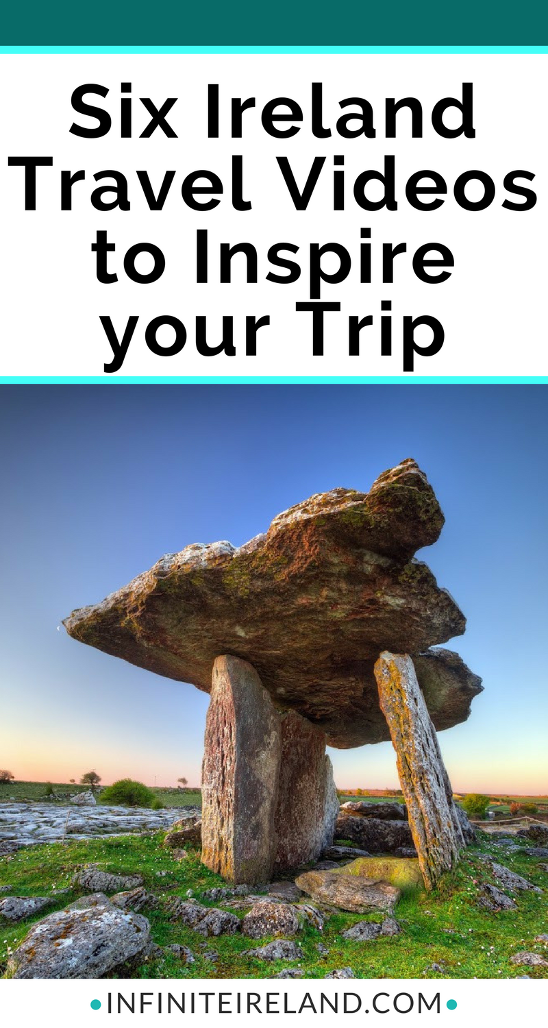I just finished watching all of these Ireland travel videos but I have a severe case of Ireland wanderlust today. The only way I know how to cure it is to dive deep into planning a trip. Click here to watch the videos and be consumed by wonderlust.