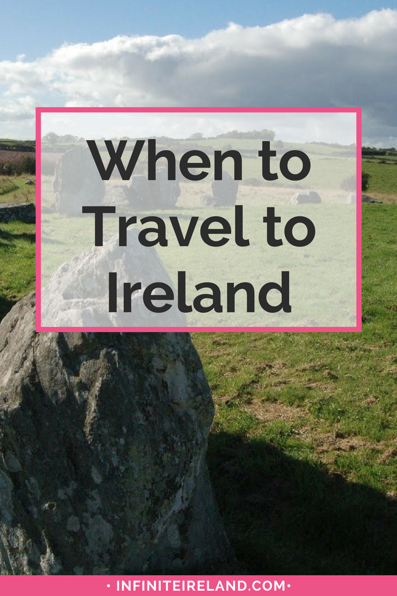 Ireland is a wonderful place to visit year round. However, some months of the year are better than others. Knowing when to go to Ireland and the trade-offs (like smaller crowds or longer daylight hours) can help you pick the perfect time.