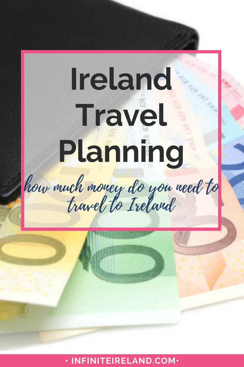 If you want luxury–you certainly can get it in Ireland. If you're looking to travel on a dime, you can do that too. By no means are we high rolling travelers, but we aren't backpackers either. Consider our experiences a fairly middle of the road example and calculate your budget accordingly.
