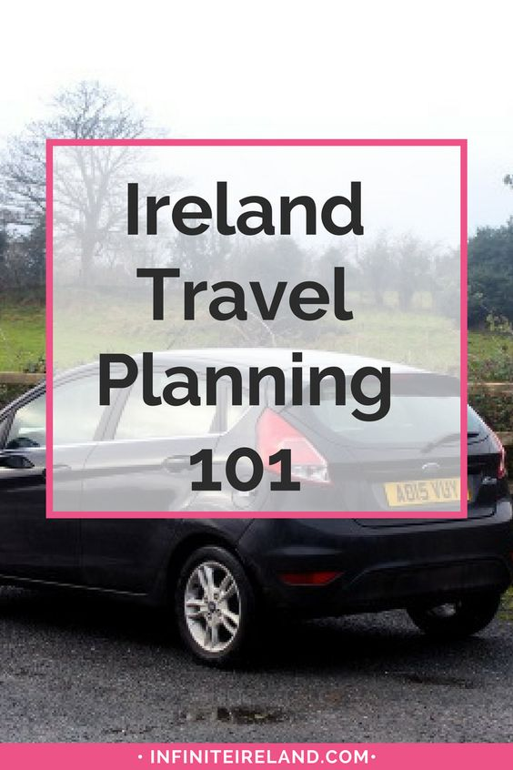 Planning your first trip to Ireland is intimidating. There are hundreds of guidebooks, websites, and forums all telling you what to do, but none telling you how to do it. That's where I come in!