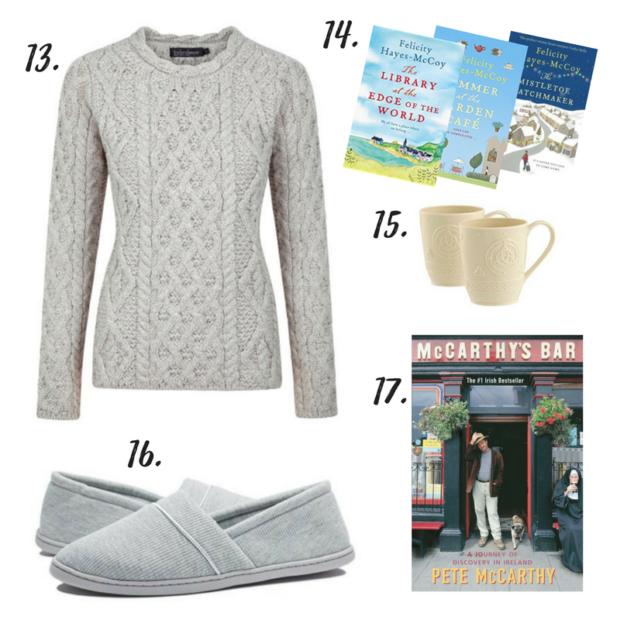 Bookworm Ultimate Ireland Gift Guide
