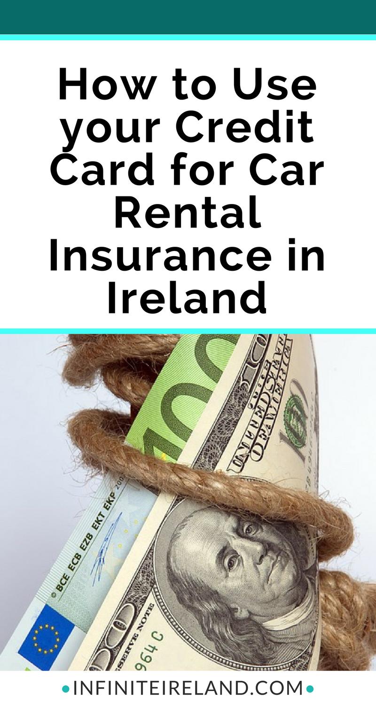 Credit Card for Car Rental Insurance