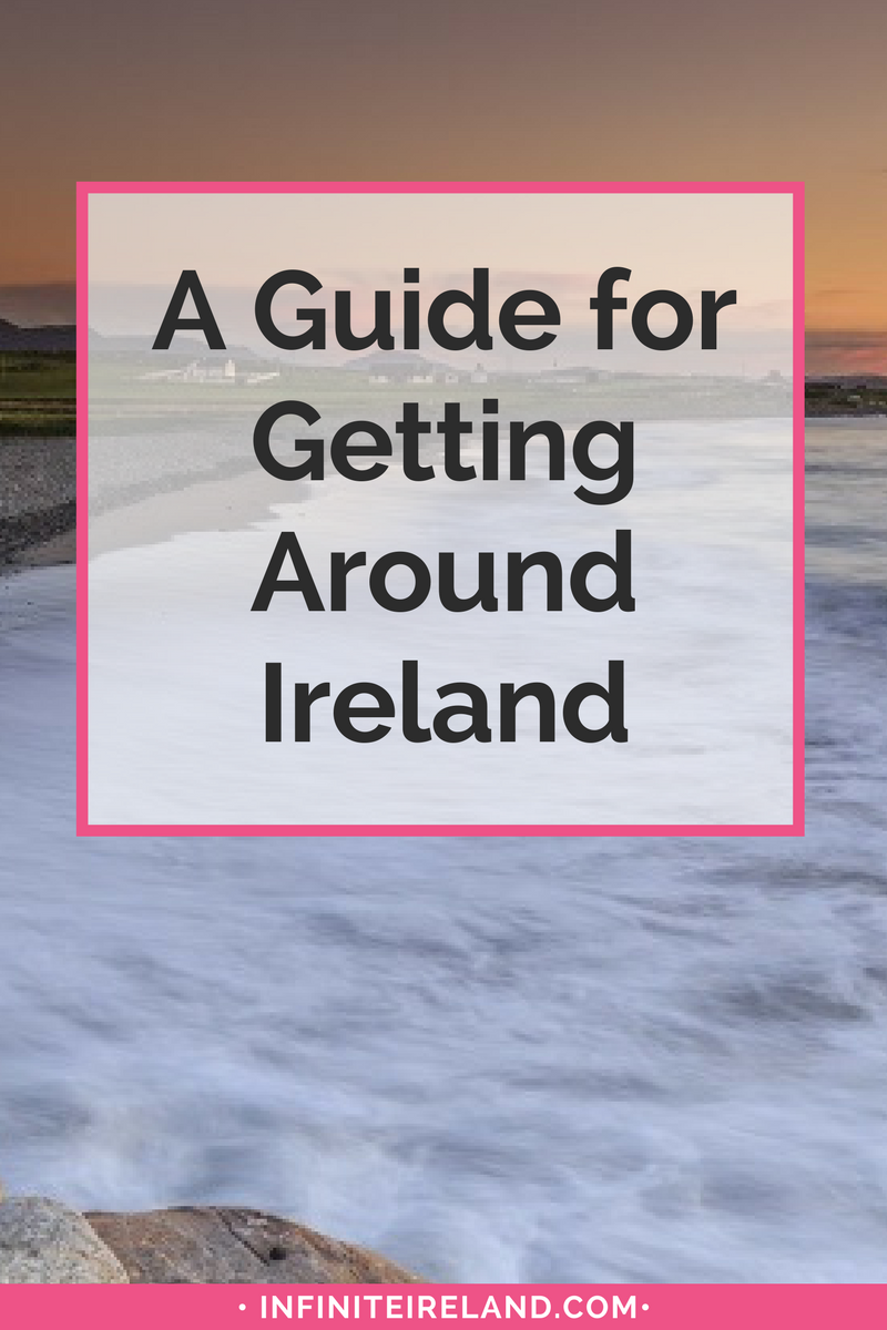 Getting Around Ireland