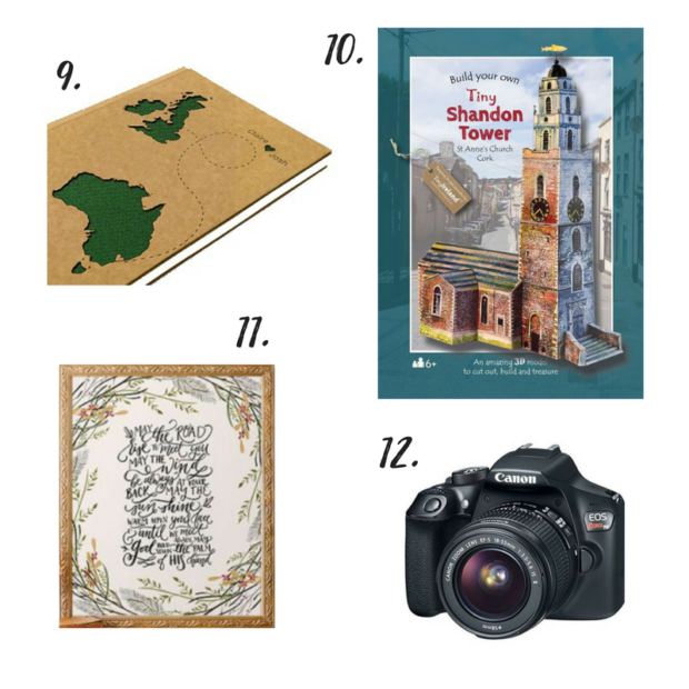 The Creative Ultimate Ireland Gift Guide
