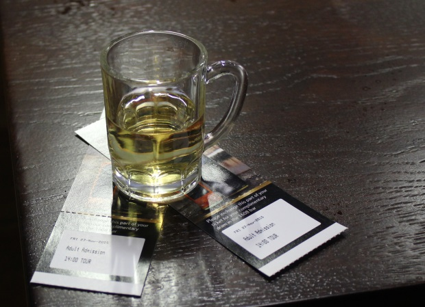 Irish Whiskey Distillery Hot Toddy